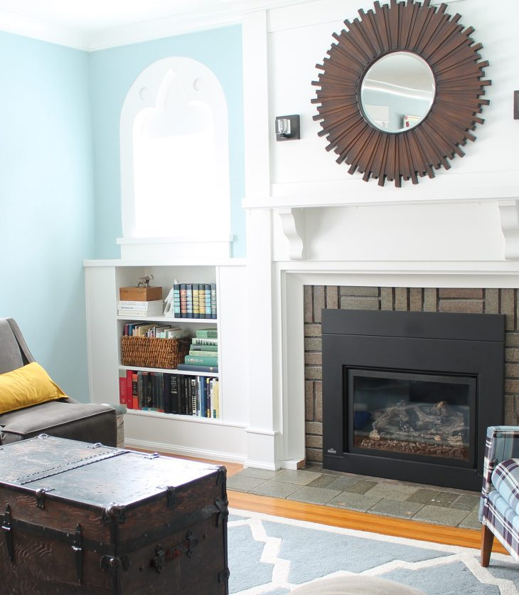 Fireplace Design removing fireplace : removing fireplace – Boulevard West