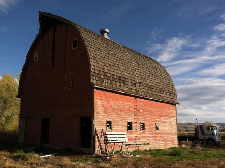 Park Road barn