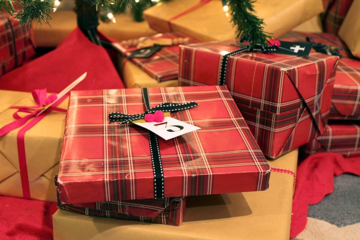 plaid gifts